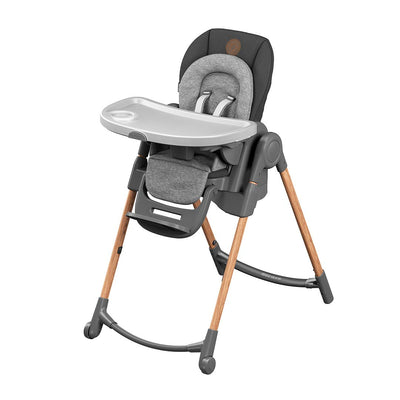Maxi-Cosi Minla Highchair - Essential Graphite-Highchairs- Natural Baby Shower