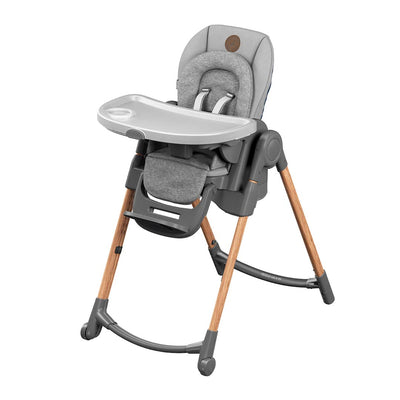 Maxi-Cosi Minla Highchair - Essential Grey-Highchairs- Natural Baby Shower