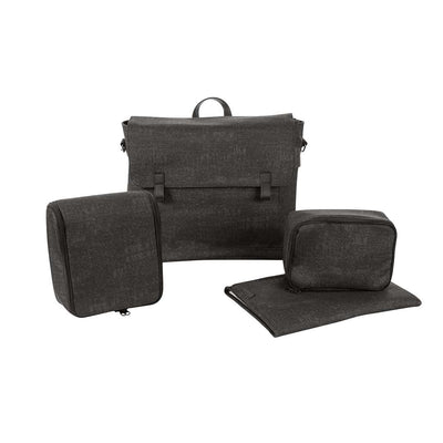 Maxi-Cosi Modern Changing Bag - Nomad Black-Changing Bags- Natural Baby Shower