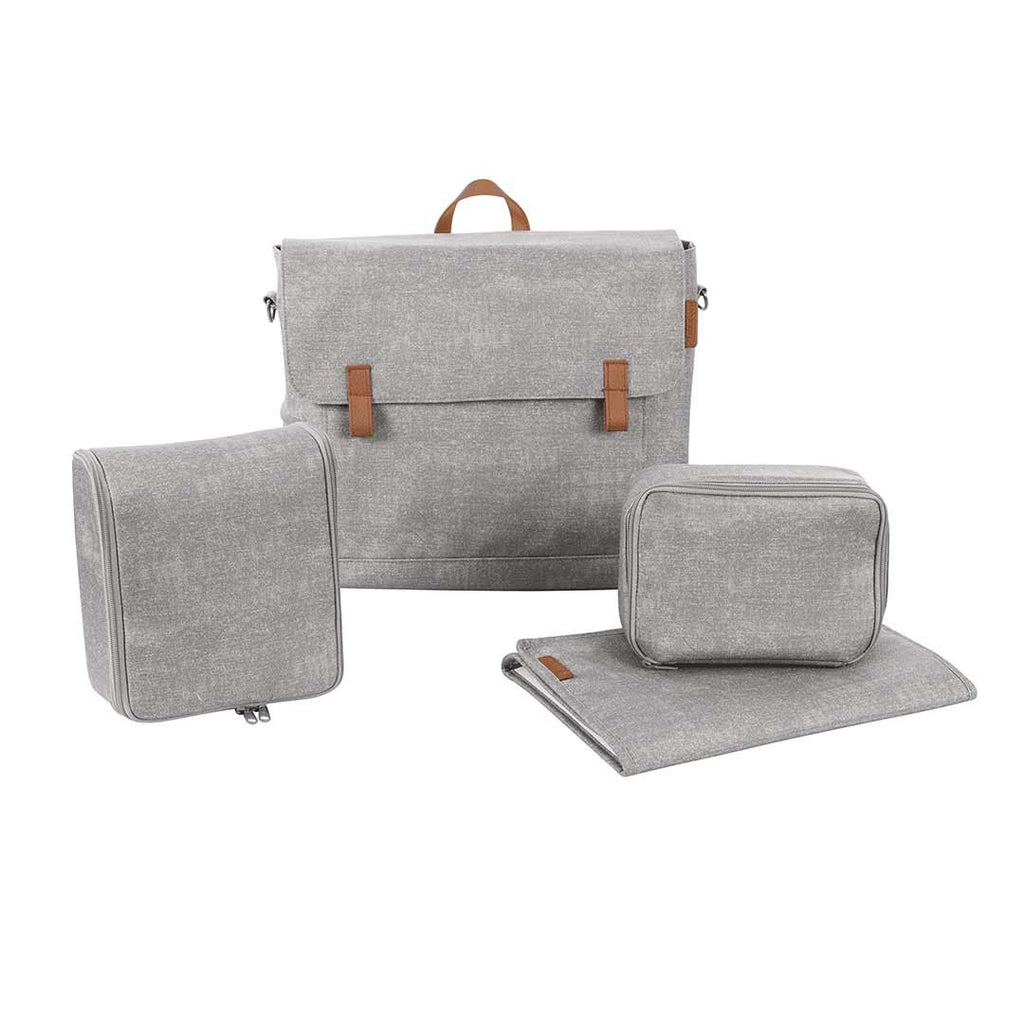 Maxi-Cosi Modern Changing Bag - Nomad Grey-Changing Bags- Natural Baby Shower
