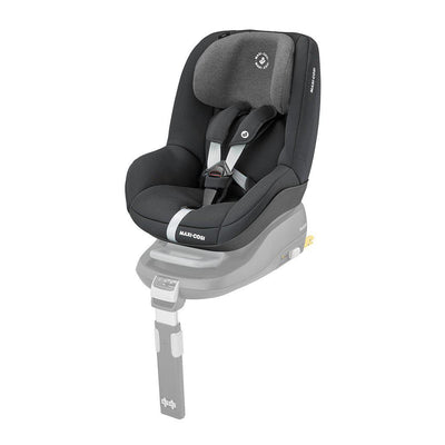 Ex-Display - Maxi-Cosi Pearl Car Seat - Authentic Black (2020)-Car Seats- Natural Baby Shower