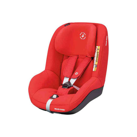Maxi-Cosi Pearl Car Seat - Nomad Red-Car Seats- Natural Baby Shower