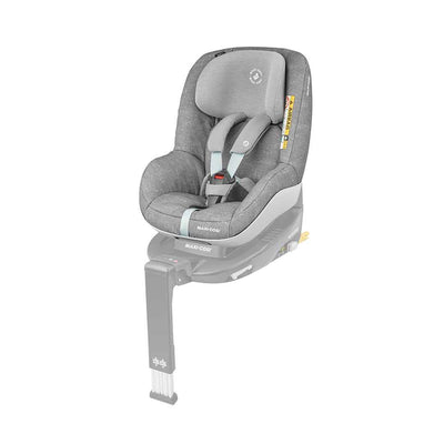 Ex-Display - Maxi-Cosi Pearl Pro Car Seat + 3wayfix Base - Nomad Grey-Car Seats- Natural Baby Shower