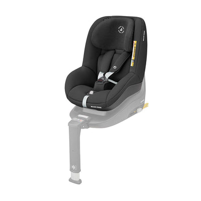 Maxi-Cosi Pearl Smart i-Size Car Seat - Authentic Black - 2020-Car Seats- Natural Baby Shower