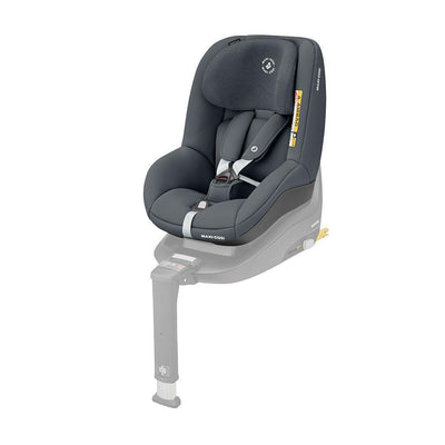 Maxi-Cosi Pearl Smart i-Size Car Seat - Authentic Graphite - 2020-Car Seats- Natural Baby Shower