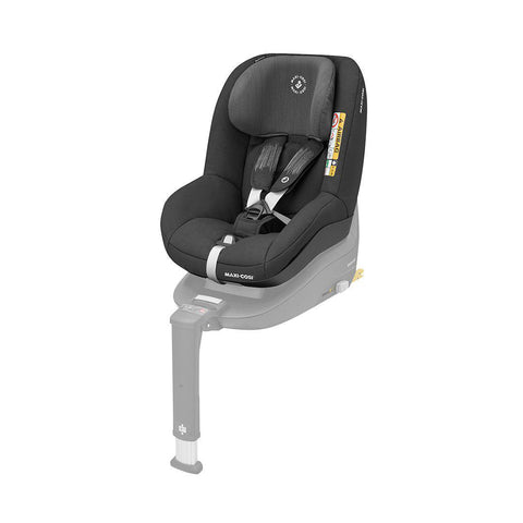 Maxi-Cosi Pearl Smart i-Size Car Seat - Frequency Black-Car Seats- Natural Baby Shower