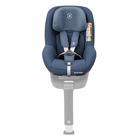 Maxi-Cosi Pearl Smart i-Size Car Seat - Nomad Blue-Car Seats- Natural Baby Shower