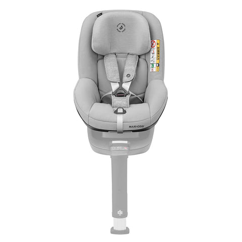 Maxi-Cosi Pearl Smart i-Size Car Seat - Nomad Grey-Car Seats- Natural Baby Shower