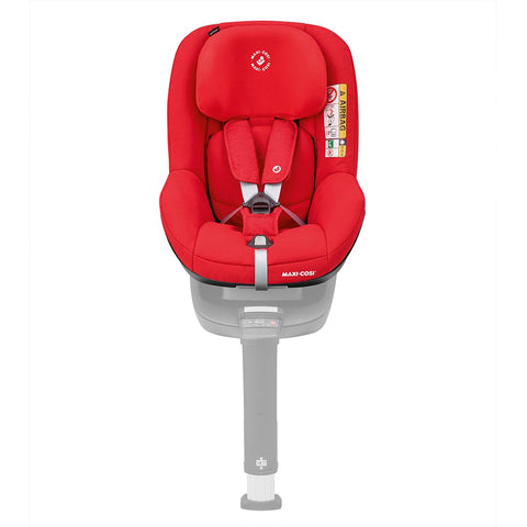 Maxi-Cosi Pearl Smart i-Size Car Seat - Nomad Red-Car Seats- Natural Baby Shower