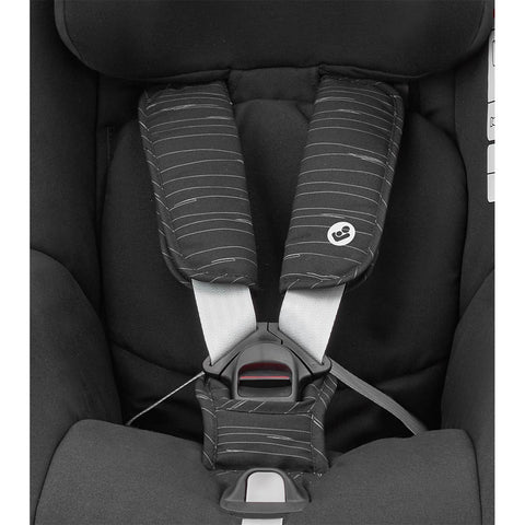 Maxi-Cosi Pearl Smart i-Size Car Seat - Scribble Black-Car Seats- Natural Baby Shower