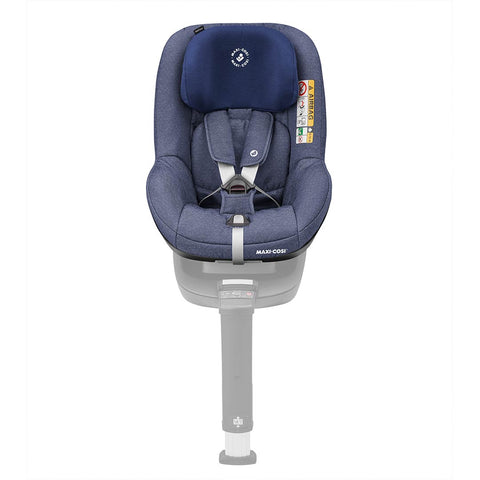 Maxi-Cosi Pearl Smart i-Size Car Seat - Sparkling Blue-Car Seats- Natural Baby Shower