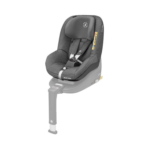 Maxi-Cosi Pearl Smart i-Size Car Seat - Sparkling Grey-Car Seats- Natural Baby Shower