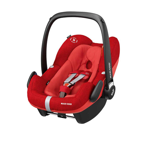 Maxi-Cosi Pebble Plus i-Size Car Seat - Nomad Red-Car Seats- Natural Baby Shower