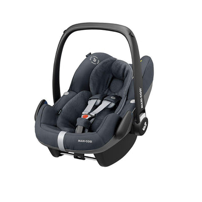Maxi-Cosi Pebble Pro i-Size Car Seat - Essential Graphite - 2020-Car Seats- Natural Baby Shower