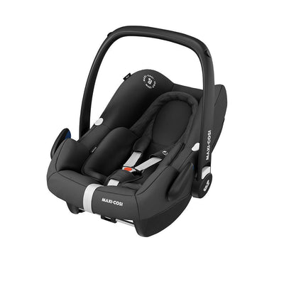 Maxi-Cosi Rock i-Size Car Seat - Essential Black - 2020-Car Seats- Natural Baby Shower