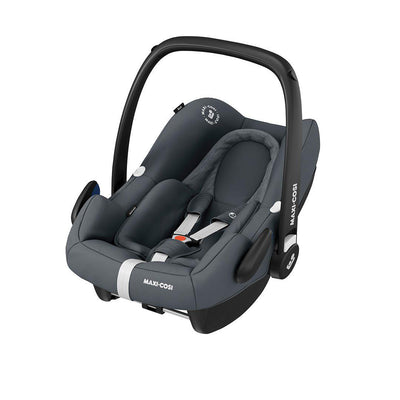 Maxi-Cosi Rock i-Size Car Seat - Essential Graphite - 2020-Car Seats- Natural Baby Shower