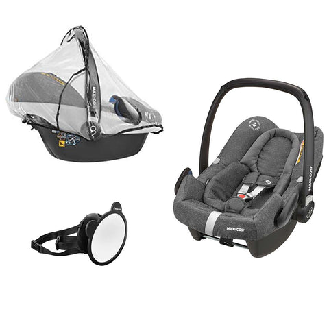 maxi cosi rock car seat natural baby shower. Black Bedroom Furniture Sets. Home Design Ideas