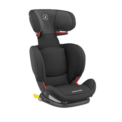 Maxi-Cosi RodiFix AirProtect Car Seat - Authentic Black - 2020-Car Seats- Natural Baby Shower