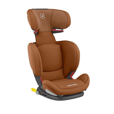 Maxi-Cosi RodiFix AirProtect Car Seat - Authentic Cognac - 2020-Car Seats- Natural Baby Shower