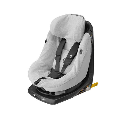 Maxi-Cosi Summer Cover - AxissFix Plus/AxissFix - Fresh Grey-Car Seat Covers- Natural Baby Shower