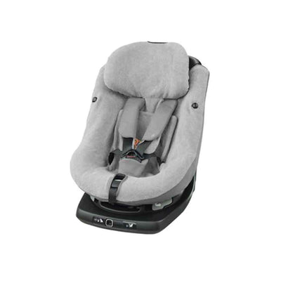 Maxi-Cosi Summer Cover - AxissFix/AxissFix Plus - Cool Grey-Car Seat Covers- Natural Baby Shower