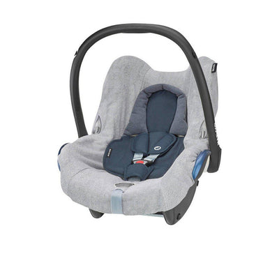 Maxi-Cosi Summer Cover - CabrioFix - Fresh Grey-Car Seat Covers- Natural Baby Shower
