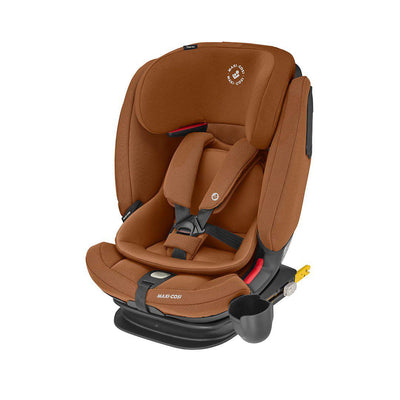 Maxi-Cosi Titan Pro Car Seat - Authentic Cognac - 2020-Car Seats- Natural Baby Shower