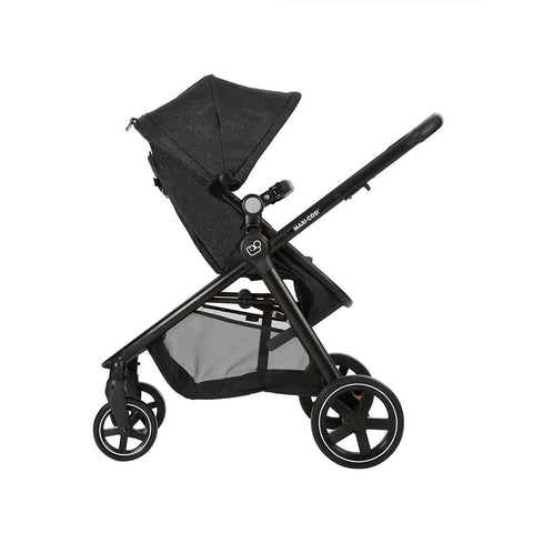 Maxi-Cosi Zelia Pushchair - Nomad Black-Strollers- Natural Baby Shower
