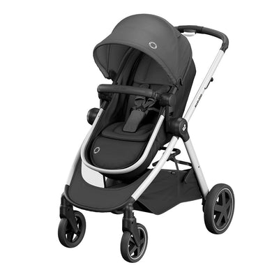 Maxi-Cosi Zelia Pushchair - Essential Black - 2020-Strollers- Natural Baby Shower