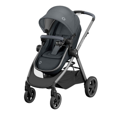 Maxi-Cosi Zelia Pushchair - Essential Graphite - 2020-Strollers- Natural Baby Shower