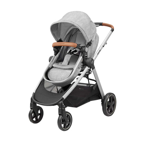 Maxi-Cosi Zelia Pushchair - Nomad Grey-Strollers- Natural Baby Shower