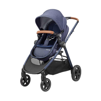 Maxi-Cosi Zelia Pushchair - Sparkling Blue-Strollers- Natural Baby Shower