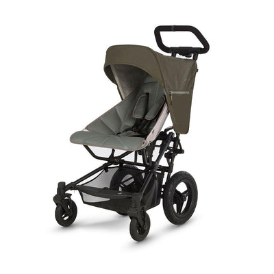 Micralite FastFold Stroller - Khaki-Strollers- Natural Baby Shower
