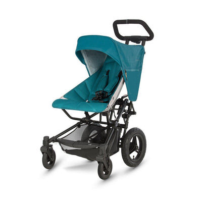 Micralite FastFold Stroller - Teal-Strollers- Natural Baby Shower