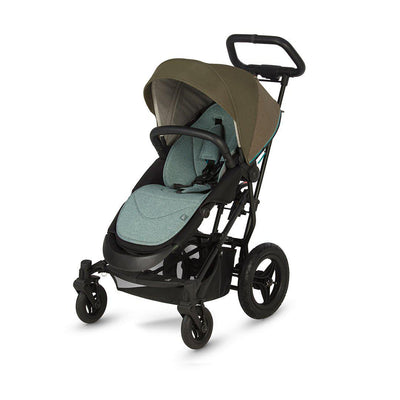 Micralite SmartFold Stroller - Evergreen-Strollers- Natural Baby Shower