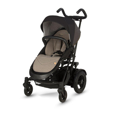 Micralite TwoFold Stroller - Carbon-Strollers- Natural Baby Shower