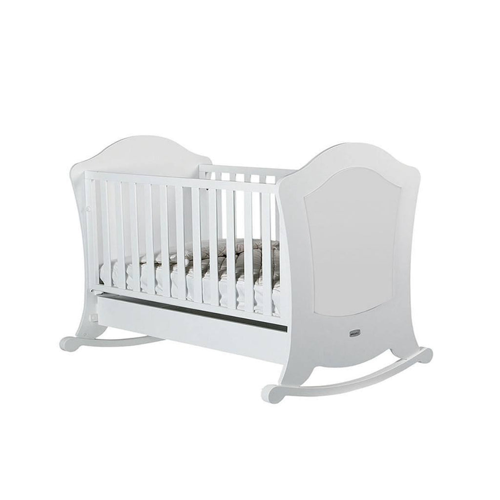 Micuna Alexa Cot Bed in White