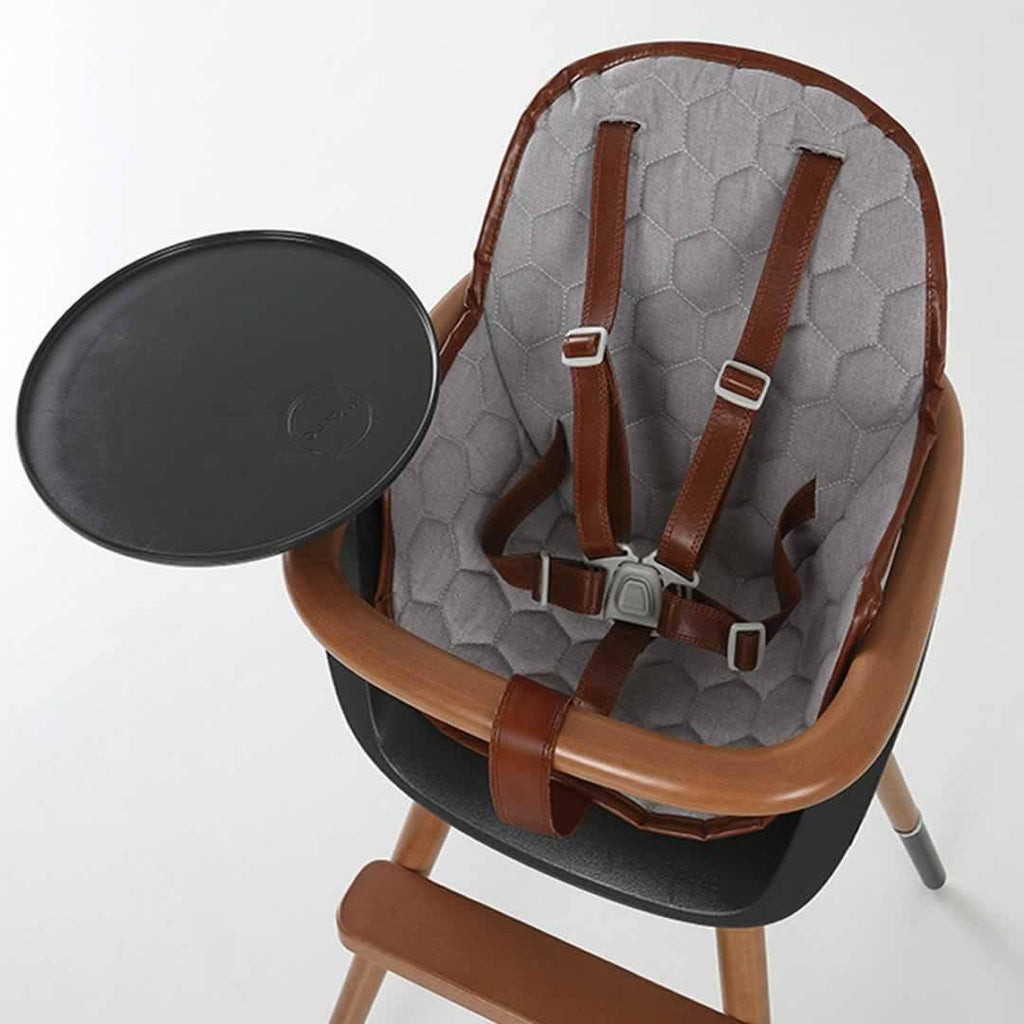 Micuna Ovo City High Chair - Black Detail