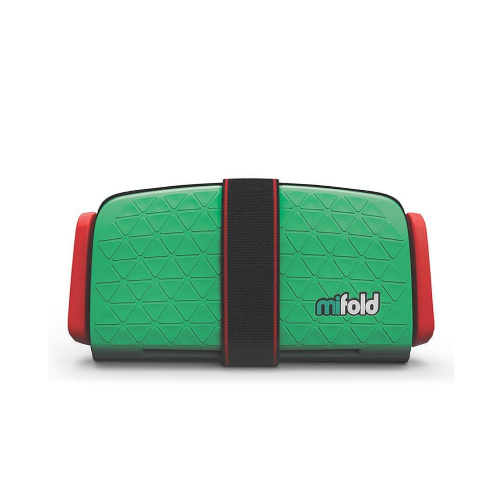 Mifold Booster Seat in Lime Green