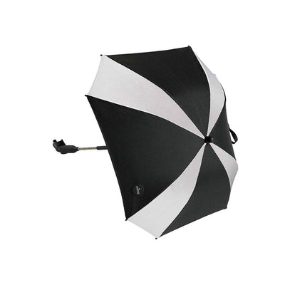 Mima Parasol - Black White-Parasols-Black & White- Natural Baby Shower