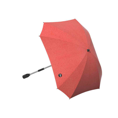 Mima Parasol - Coral Red-Parasols-Coral Red- Natural Baby Shower