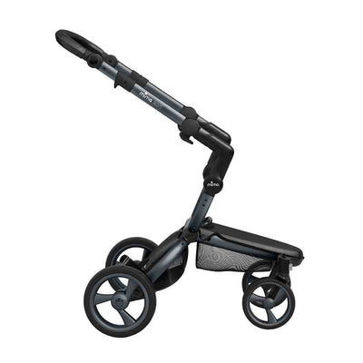 Mima Xari Chassis - Graphite Grey-Stroller Frames-Graphite Grey- Natural Baby Shower