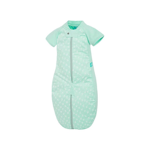 ergoPouch Sleep Suit Bag - 2-12m - TOG 1.0 - Mint Cross