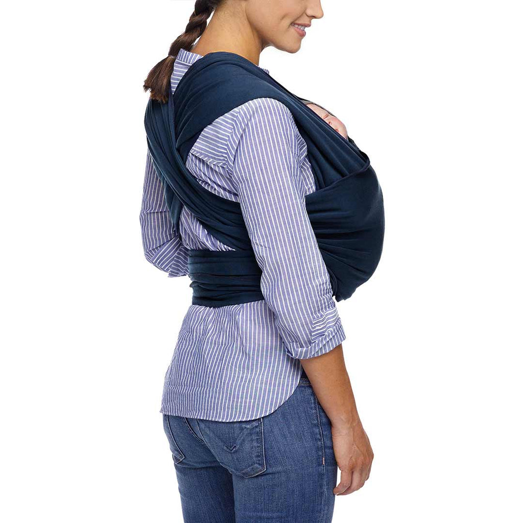Moby Classic Wrap - Midnight-Baby Carriers- Natural Baby Shower