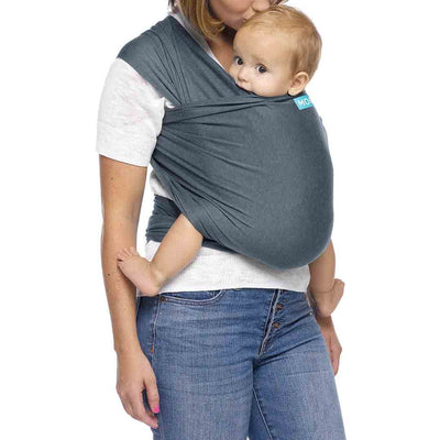 Moby Evolution Wrap - Denim-Baby Carriers- Natural Baby Shower