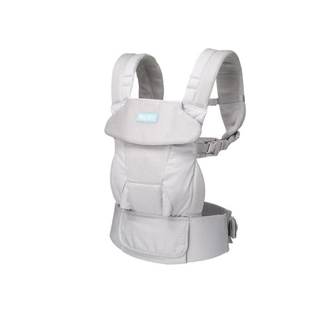 Moby Move Baby Carrier - Glacier Grey-Baby Carriers- Natural Baby Shower