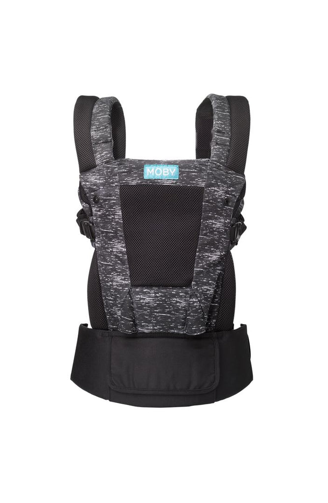 Moby Move Baby Carrier Twilight Black Natural Baby Shower