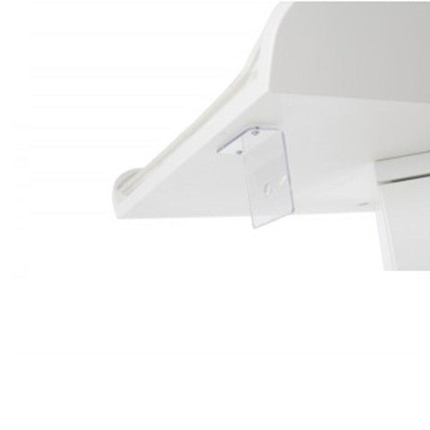 Moodelli Changing Tray Perspex Clips Attached