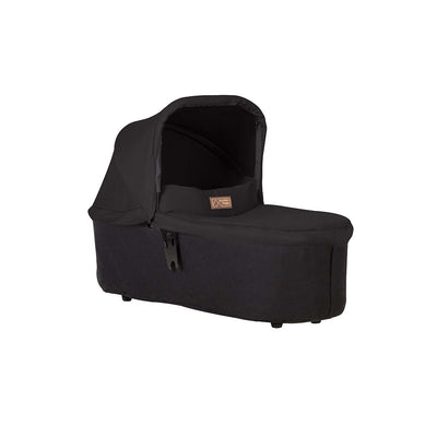Mountain Buggy Carrycot Plus - Duet (2019) - Black-Carrycots- Natural Baby Shower