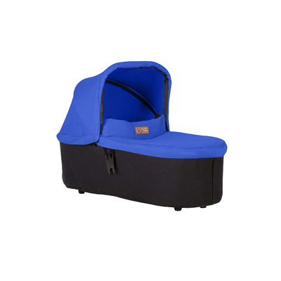 Mountain Buggy Carrycot Plus - Duet (2019) - Marine-Carrycots- Natural Baby Shower